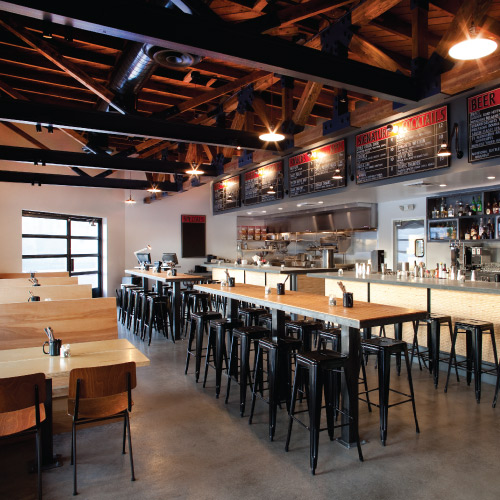 Image of Plan Check Kitchen + Bar on Sawtelle